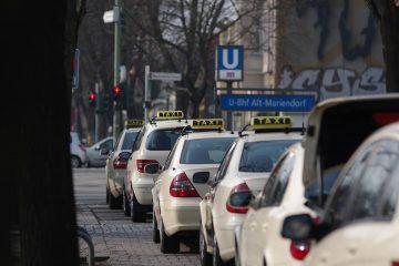 Es lícito la instalación de cámaras en taxis de forma individual por el propio taxista