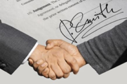 ¿Está un empleado obligado a firmar el contrato de confidencialidad de protección de datos?