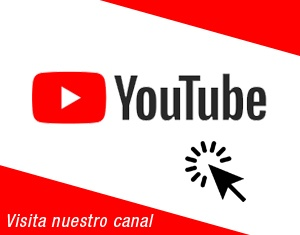 Síguenos en YouTube